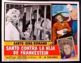 Santo contra la hija de Frankenstein