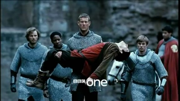Merlin - Series Four Launch Trailer - BBC One (20)