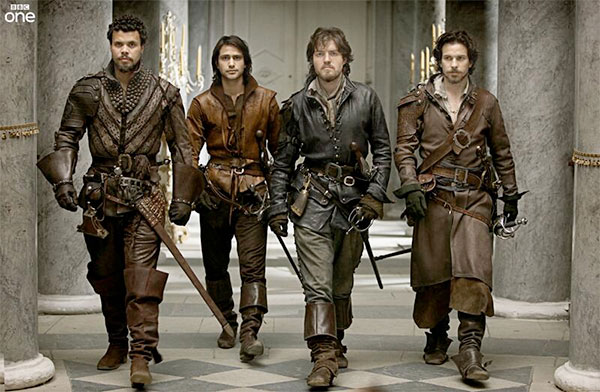 The-Musketeers-2014-cast