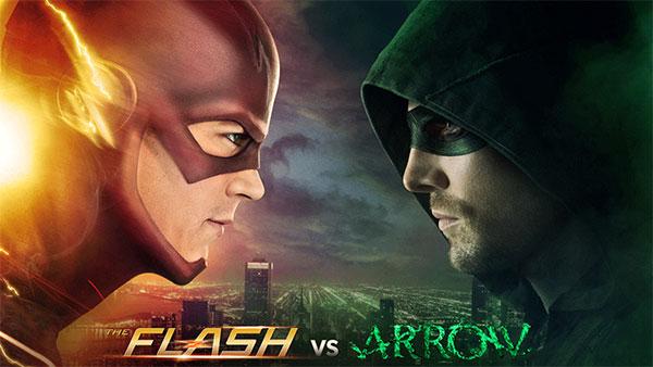 flash-vs-arrow-art
