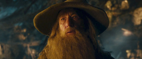 hobbit-gandalf-book to film
