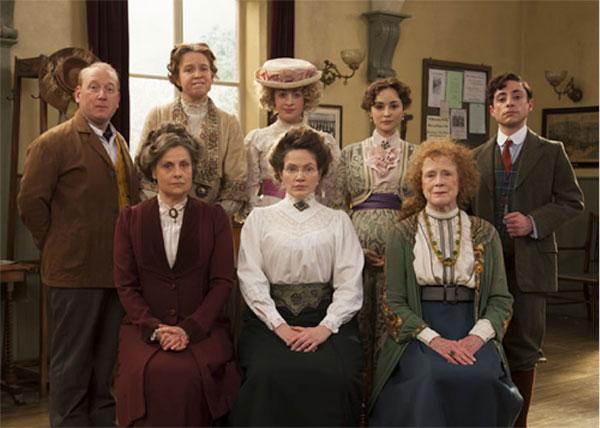 up-the-women-series-1-cast