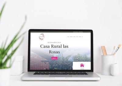 Casa Rural las Rosas / Rosa Pastor Pintora