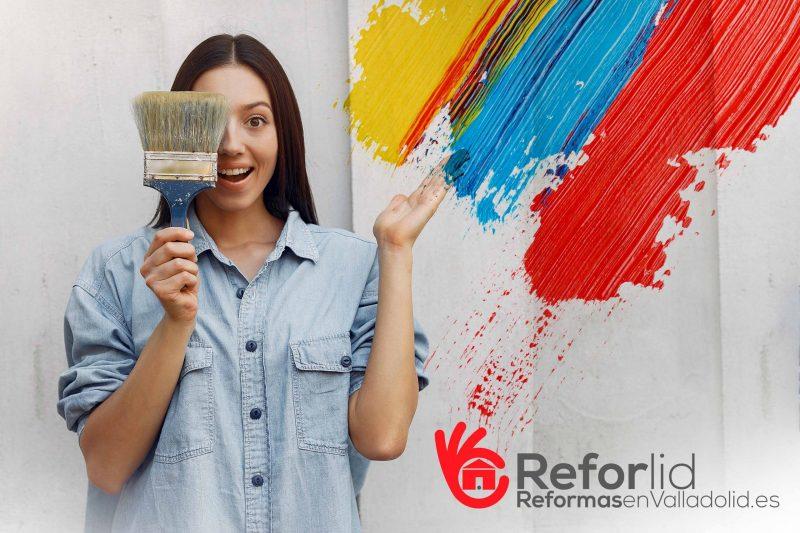 Los colores tendencia para pintar la casa y estancia