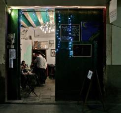 Moraima, en el carrer de la Verge