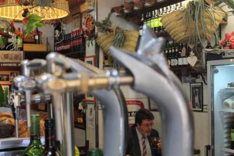 La cerveza comparte importancia con vino y vermut