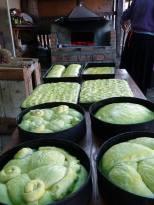 Fabrication du Cozonac pain brioché de fête (6)