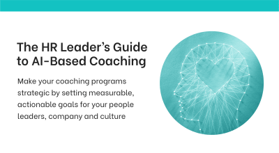 The HR Leader's Guide to AI-Based Coaching