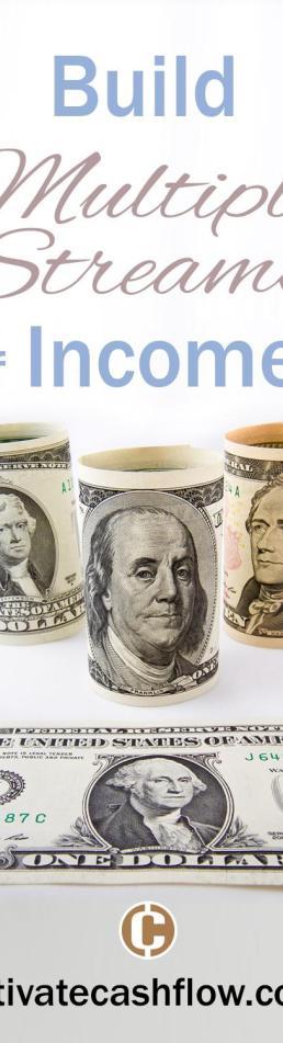 build multiple streams income finance money blog