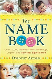 Book cover of The Name Book by Dorothy Astoria