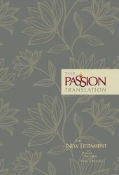 The Passion Translation Bible cover