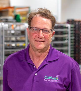Jim Conklin Cultivate Executive Director