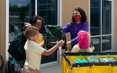 The Unsung Heroes of the Cultivate Food Rescue Backpack Program