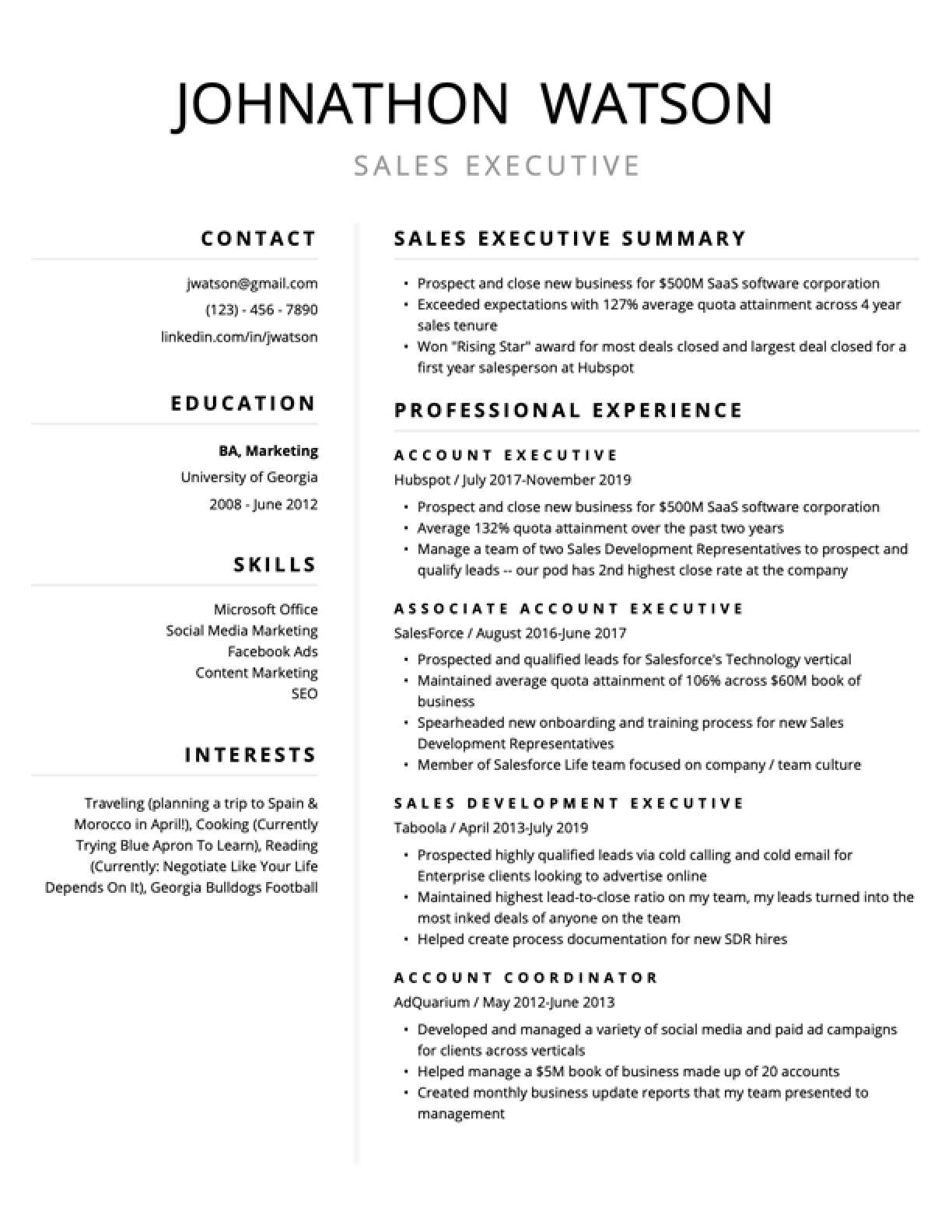 Cv resume (premium template) has sleek visuals in this premium option that you can't find in a modern cv template free download. Free Resume Templates For 2021 Edit Download Resybuild Io