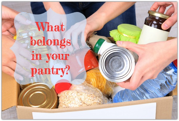 Got Pantry! Now What? {Part 2 in the Organizing Your Pantry Series}