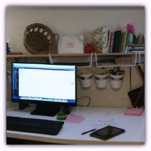 pre-move desk