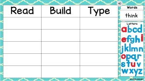 Differentiated Word Work Activities for Words Their Way on Google Slides