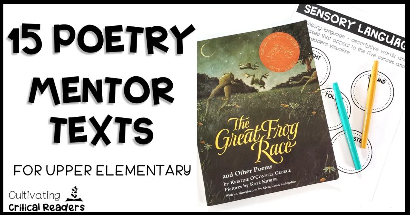 15-mentor-texts-for-poetry-upper-elementary-third-fourth-second-grade-blog-post