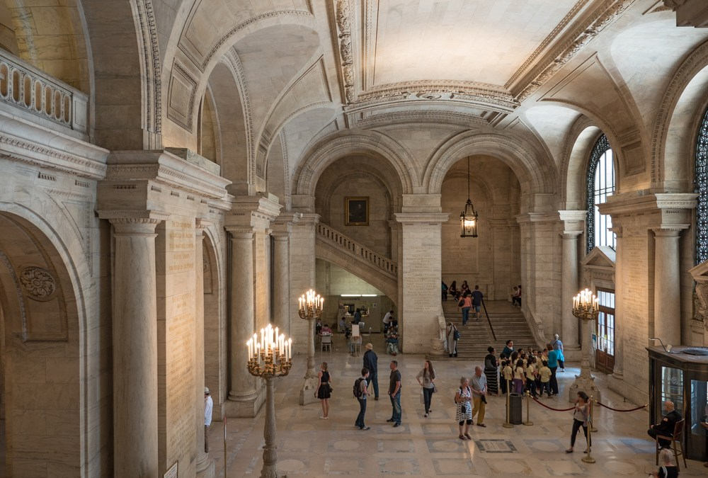 Dutch Architect to Update New York's Landmark Library