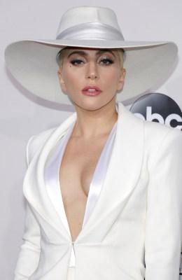 A photo of Lady Gaga.