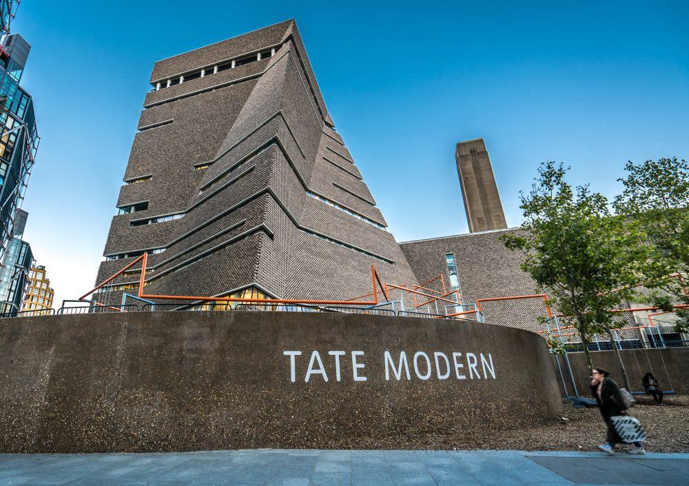 Tate Modern Infinity Rooms image