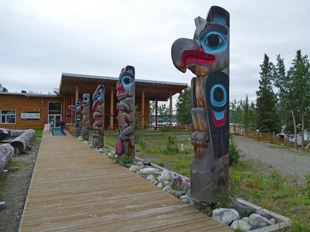 Rico Worl aims to re-claim Alaskan Native American art
