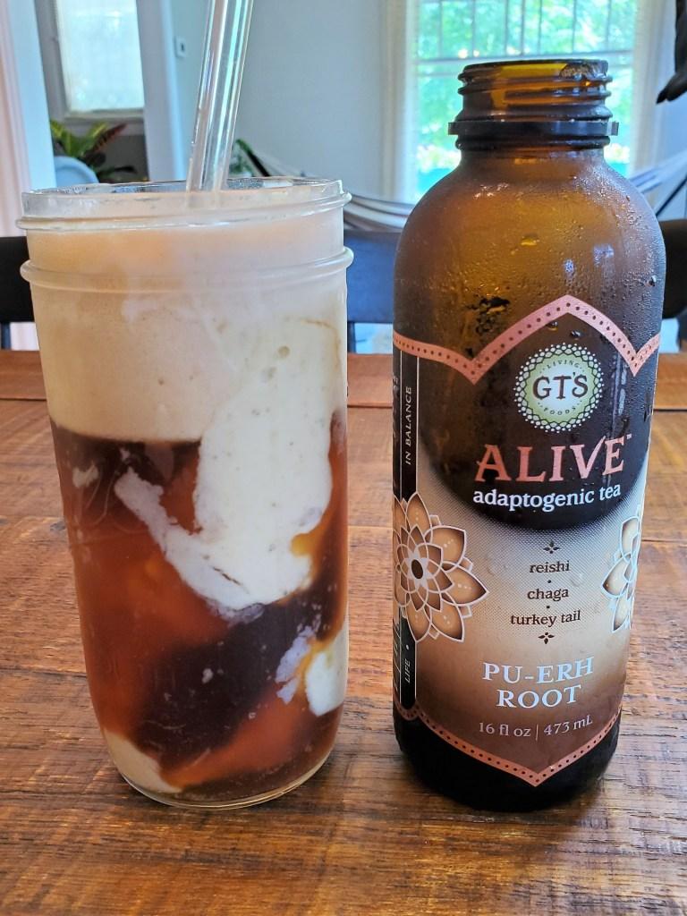 Raw Vegan Root Beer Float! Probiotic, Raw & Adaptogenic | Cultivator Kitchen