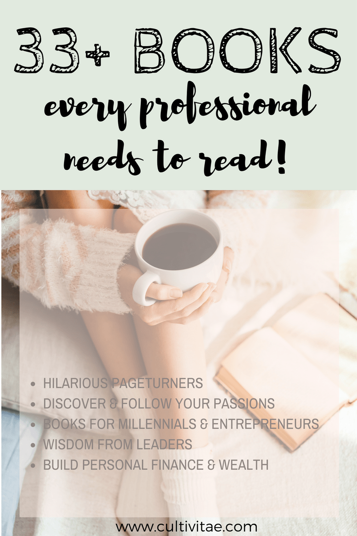 must read books for professionals