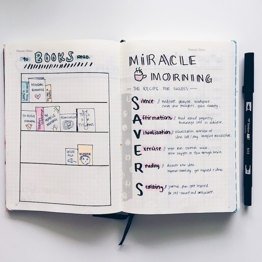 Bullet Journal For Beginners: Maximize Organization And