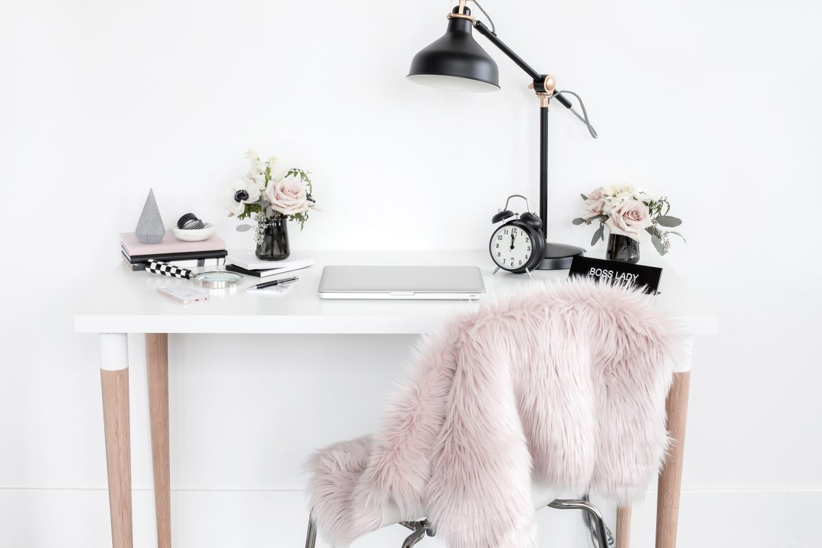 home office productivity inspiration
