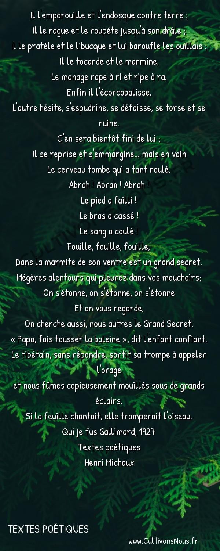 Henri Michaux Le Grand Combat : henri, michaux, grand, combat, Grand, Combat, Poésie, Henri, Michaux,, Textes, Poétiques, Cultivons