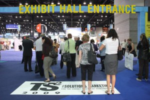 Trade show marketing strategies