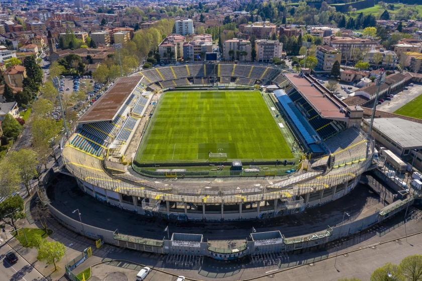 Temples of The Cult: Atalanta's Gewiss Stadium In Bergamo