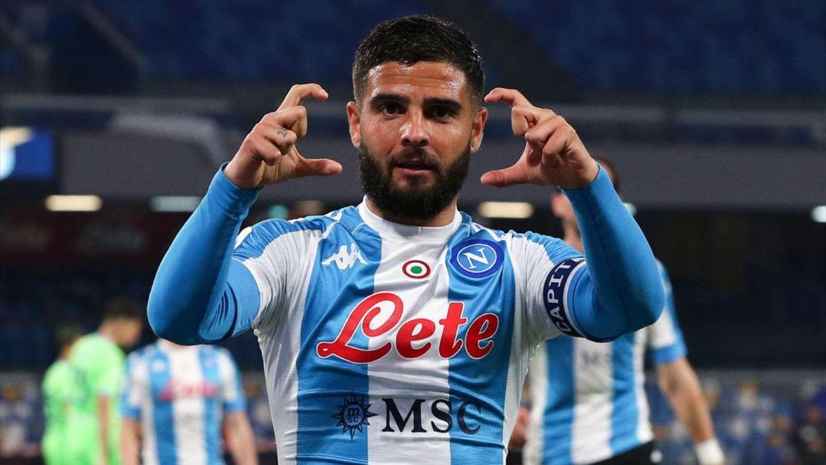 El Nápoles tumba a la Lazio (5-2); continúa la pelea por los puestos Champions