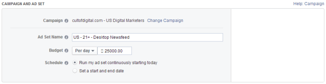 Guide to Create Facebook Ad