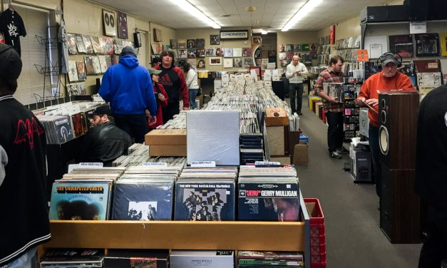 Vinyl Fiend: Double Decker Records (Allentown, PA)