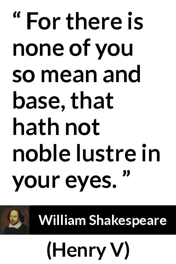 Famous Shakespeare Quotes : William Shakespeare Quotes
