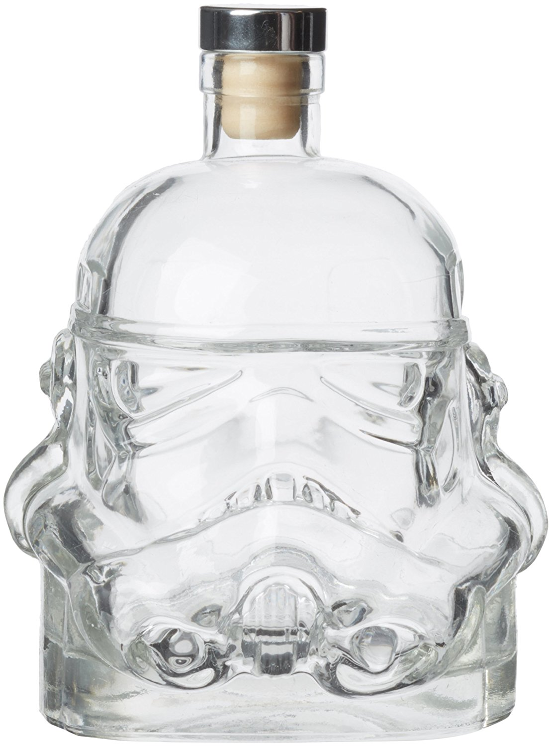 Star Wars Glass Stormtrooper Decanter