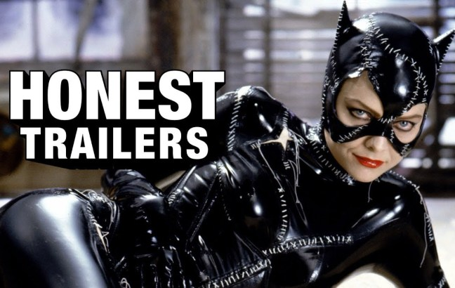 An 'Honest Trailer' for Batman Returns