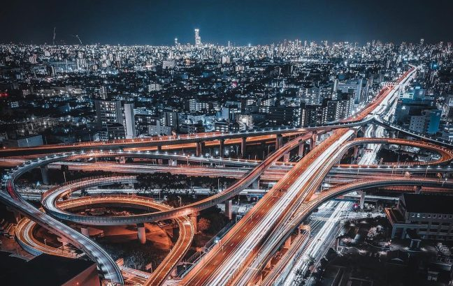 Junya Watanabe cityscape