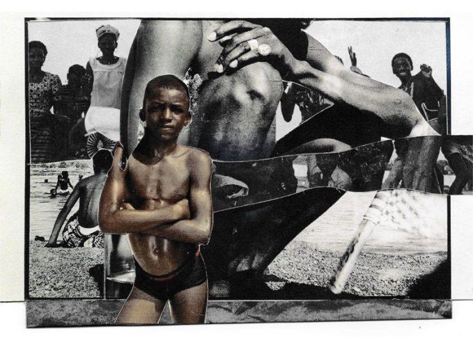 A Nife Omi by Nigerian Gothic (Daniel Obaweya) for Homecoming x Browns. Artwork by Joy Matashi