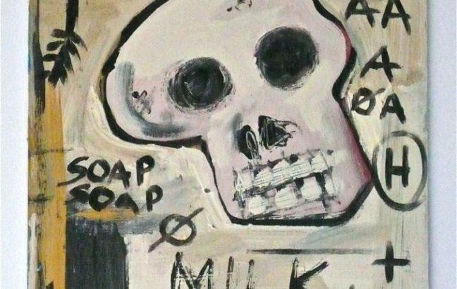 "Jean-Michel Basquiat – ""Milk and Asbestos"""