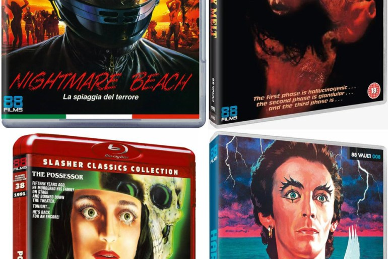 88 films new releases