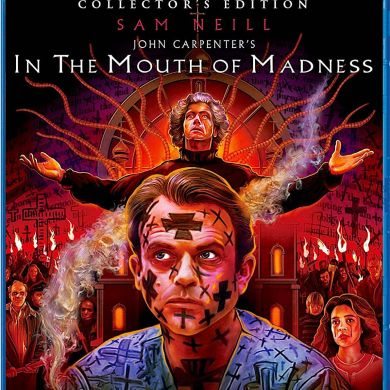 in the mouth of madness blu ray
