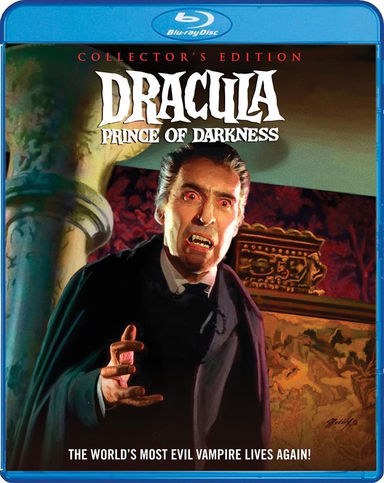 dracula prince of darkness scream factory blu-ray