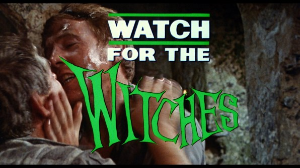 The Witches Trailer