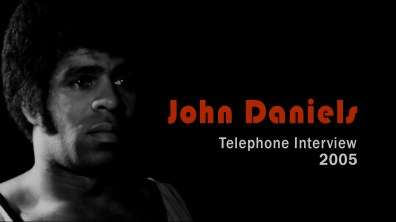 Black Shampoo John Daniels Phone Interview
