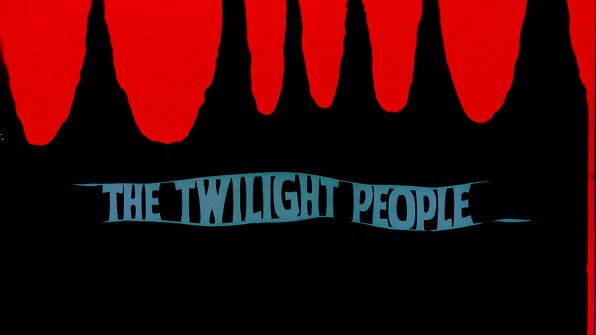 The Twilight People Trailer
