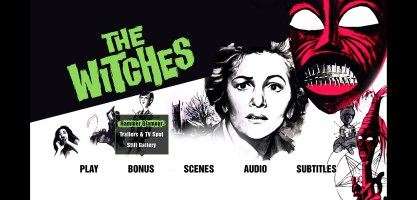 The Witches Bonus Features
