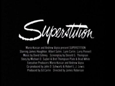 Superstition Trailer